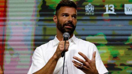 Ricky Martin bangt wegen Corona besonders um seine Kinder