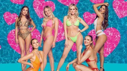 """""""Love Island"""": Das sind die ersten fünf Single-Frauen"""