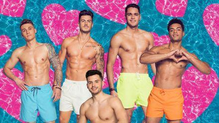 """""""Love Island"""": Das sind die ersten fünf Single-Männer"""