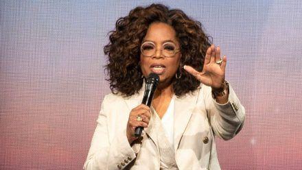 Oprah Winfrey: So ging es ihr nach der Corona-Impfung