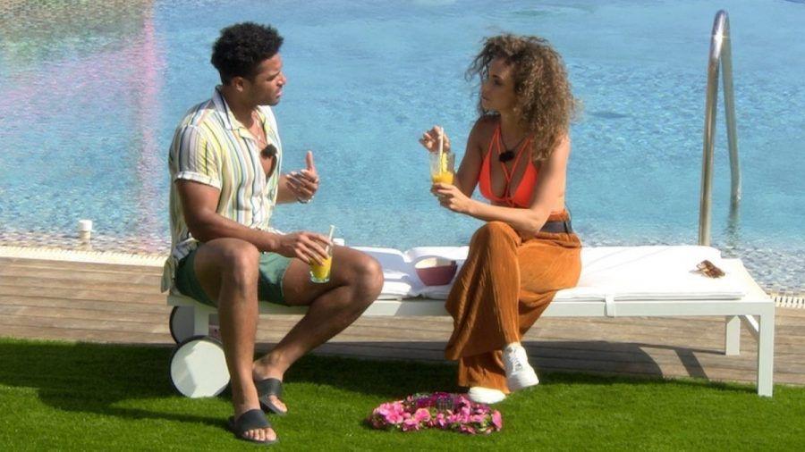 """""""Love Island"""": Julia und Amadu auf Beziehungskurs?"""
