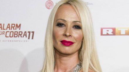 Cora Schumacher hatte wegen Mobber Gürtelrose im Gesicht