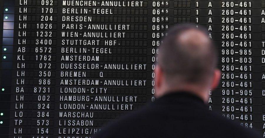 Kommt es aufgrund eines Streiks zu Flugausfällen, können sich die Airlines nicht immer auf «außergewöhnlicher Umstände» berufen. Das ergab nun ein Urteil des EuGH.
