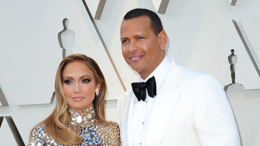 Jennifer Lopez und Alex Rodriguez im Jahr 2019 (wue/spot)