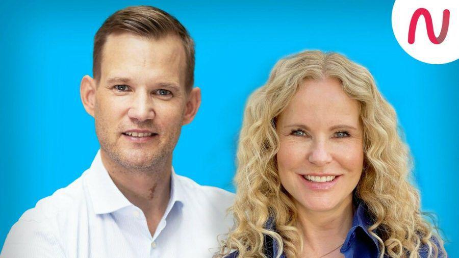 "Professor Hendrik Streeck startet mit Katja Burkard den Podcast ""Hotspot"". (dr/spot)"