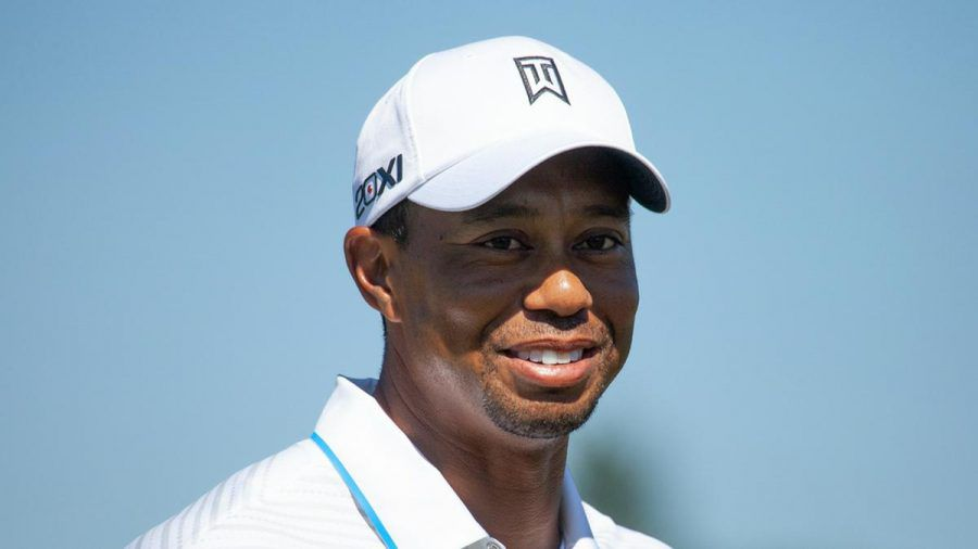Tiger Woods hatte im Februar einen schweren Autounfall. (ncz/spot)