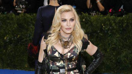 Madonna führt seit Jahrzehnten ein Leben zwischen Sensation und Shitstorm. (stk/spot)