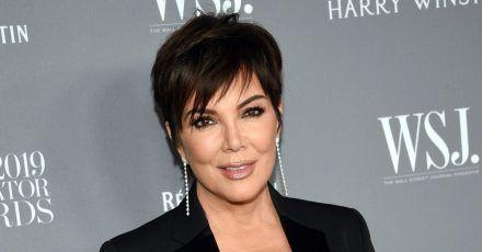 Kris Jenner, Reality-Star aus den USA, sorgt sich um ihre Enkel.