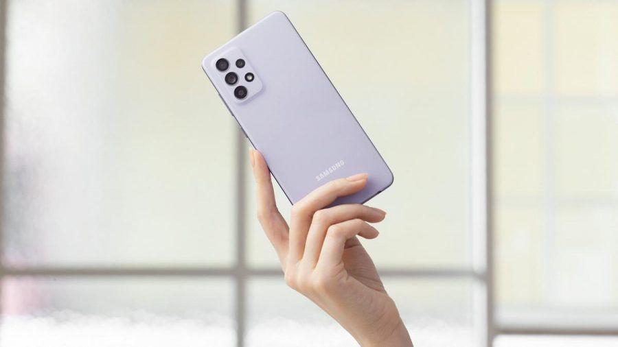 Samsung hat das Galaxy A72, Galaxy A52 und Galaxy A52 5G vorgestellt (wue/spot)