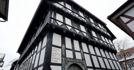 Das Mönchehaus Museum Goslar hat seit dem 21. März wieder geöffnet.