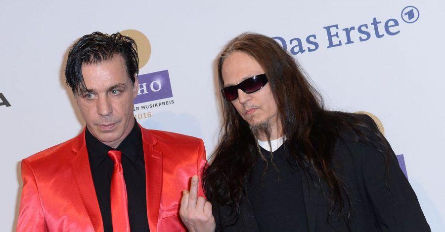 Wie Groß Ist Der Sänger Von Rammstein?