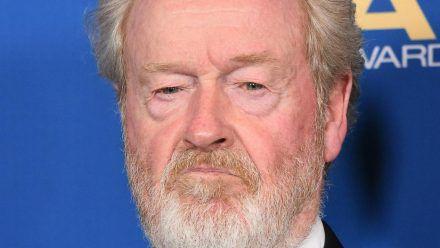 Ridley Scott denkt noch lange nicht ans Aufhören (rto/spot)