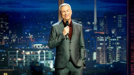 "Thomas Hermanns meldet sich auf Sky Comedy ab 1. April mit dem ""Quatsch Comedy Club"" zurück. (obr/spot)"