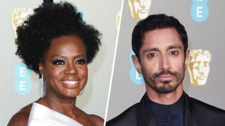Viola Davis und Riz Ahmed haben Oscar-Hoffnung. (cos/spot)