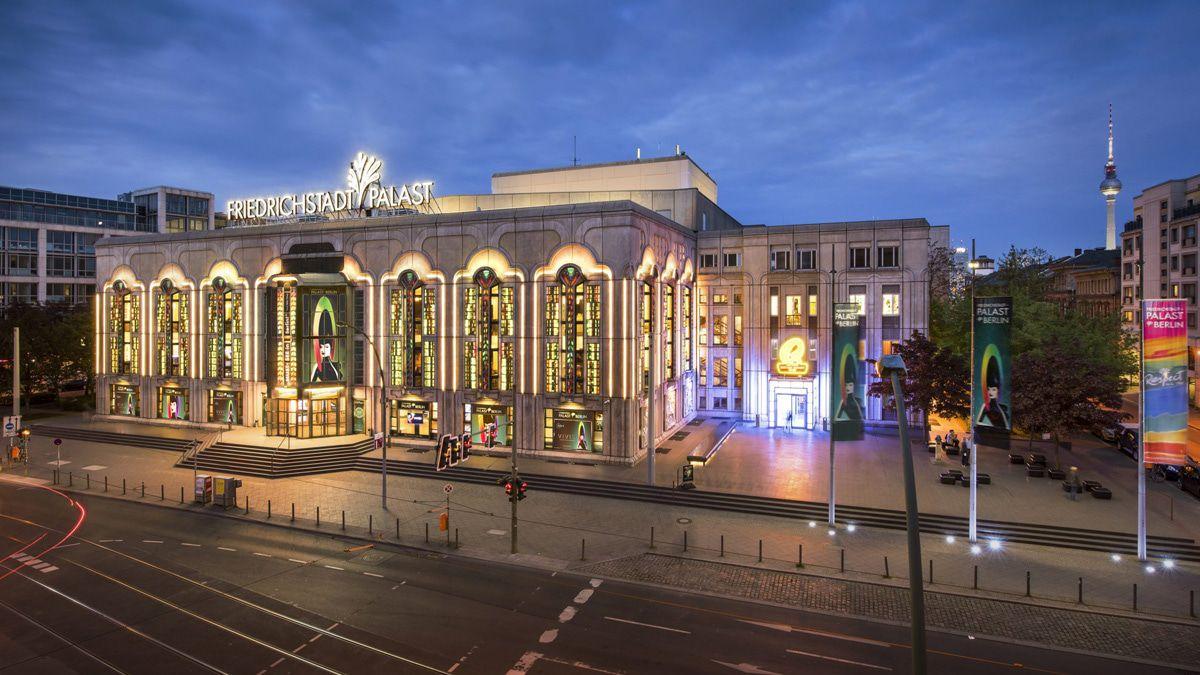"""Friedrichstadt-Palast: Alles über das neue 11-Mio-Spektakel """"Arise"""""""