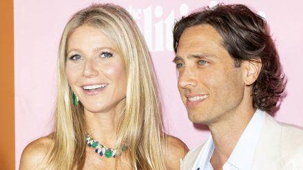 Gwyneth Paltrow und Ehemann kämpfen immer noch mit Coronafolgen