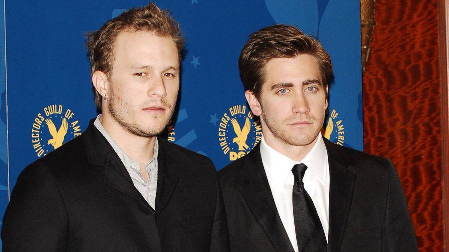 Jake Gyllenhaal immer noch voller Ehrfurcht vor Heath Ledger