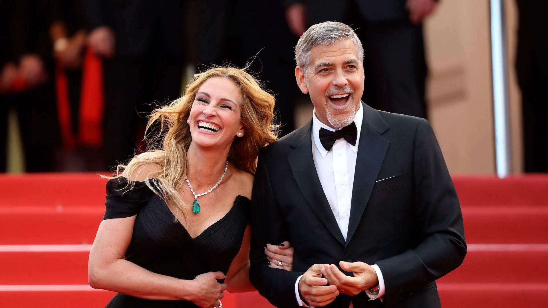 Dream Team: George Clooney und Julia Roberts drehen romantische Komödie