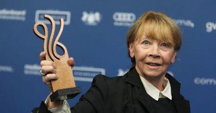 2017 wurde Hoffmann als «Beste Schauspielerin in einer Hauptrolle» beim Deutschen Schauspielpreis gekürt.