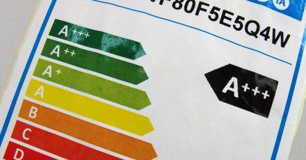 Vom 1. März an gibt es für bestimmte Elektrogeräte neue Energielabels.