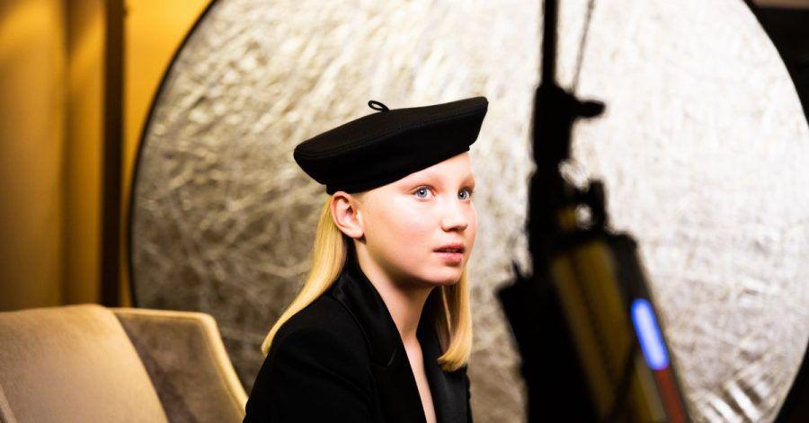 Die zwölfjährige Helena Zengel bekam war keinen Golden Globe, kann aber trotzdem stolz sein.