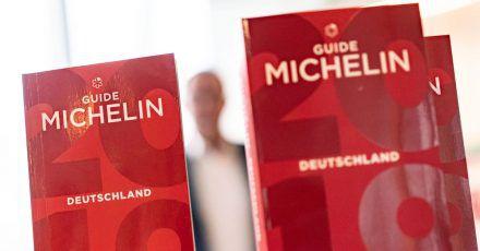 Digitale Verleihung 2021: neue Michelin-Sterne vergeben.