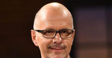 Christoph Maria Herbst dreht einen Film auf den Kanarischen Inseln.