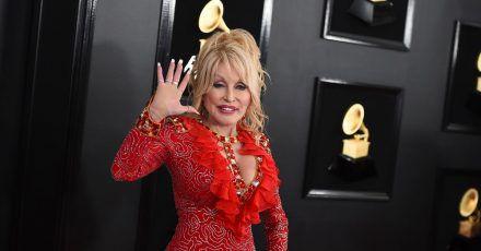 Dolly Parton - aus «Jolene» wurde «Vaccine».