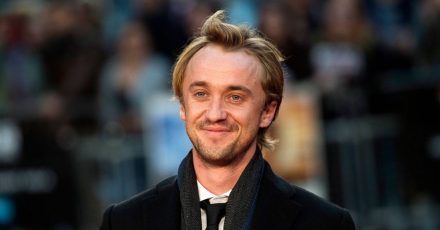 Er war Draco Malfoy: «Harry Potter»-Star Tom Felton.