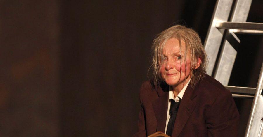 Katharina Matz als Faust im Thalia Theater Hamburg (2009).
