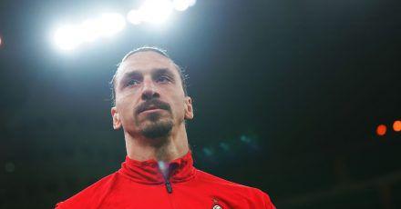 Zlatan Ibrahimovic wechselte kurzentschlossen von vier auf zwei Räder.