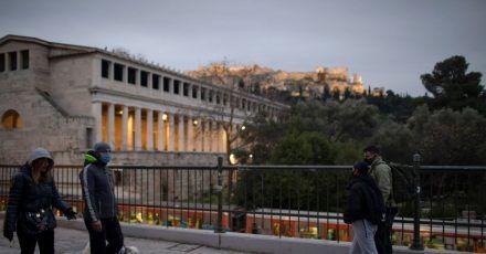 Das RKI hat nun ganz Griechenland als Corona-Risikogebiet eingestuft.