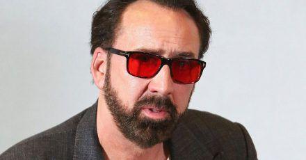 Nicolas Cage hat wieder Ja gesagt.