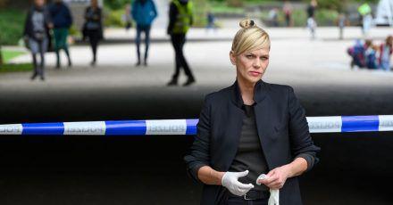 Helen Dorn (Anna Loos) ermittelte wieder einmal.