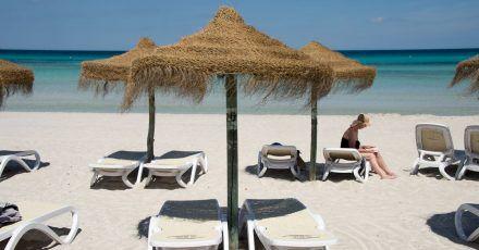 Tui-Deutschland-Chef Marek Andryszak geht davon aus, dass Reisen nach Mallorca in den Osterferien möglich sein werden.