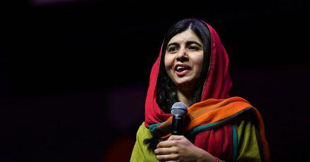 Malala Yousafzai will die Menschen zusammenbringen.