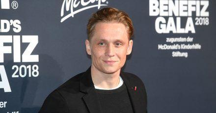 Schauspieler Matthias Schweighöfer wird  40 Jahre alt.