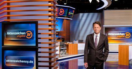 Seit 2002 ist Rudi Cerne Moderator von «Aktenzeichen XY... ungelöst».