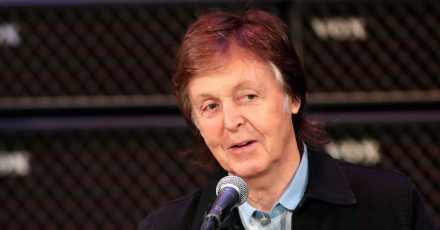 sir Paul McCartney (2017).