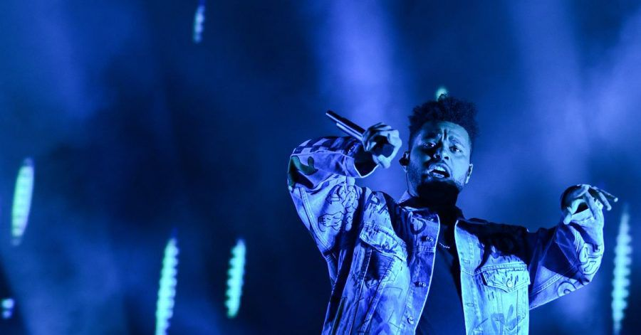 Der kanadische Rapper The Weekndfühlt sich offenbar übergangen.