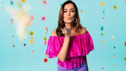 """Jana Ina Zarrella ist erneut die Moderatorin von """"Love Island"""". (jom/spot)"""