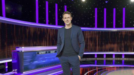 """Alexander Bommes moderiert die Quizshow """"Gefragt - Gejagt"""" seit 2012. (ili/spot)"""