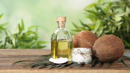 Aus Kokos lassen sich tolle vegane Beauty-Produkte herstellen. (kms/spot)