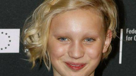 Helena Zengel konkurriert bereits mit Hollywood-Stars (hub/spot)