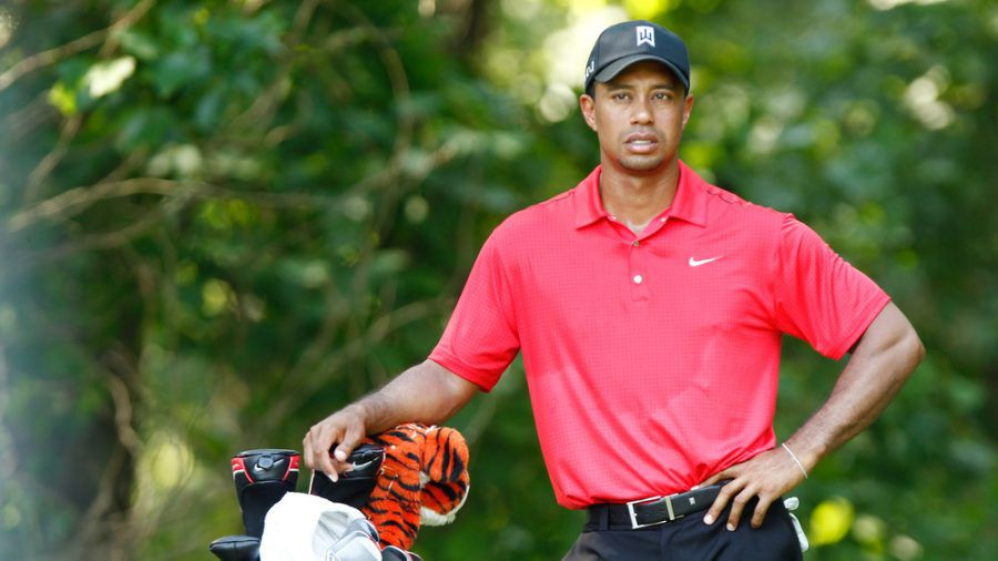 Tiger Woods bekommt Unterstützung von seinen Sportkollegen. (wag/jru/spot)
