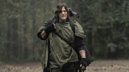 "Schauspieler Norman Reedus als Daryl Dixon in ""The Walking Dead"". (cos/spot)"