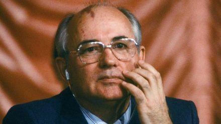 Michail Gorbatschow lebt heute zurückgezogen (hub/spot)