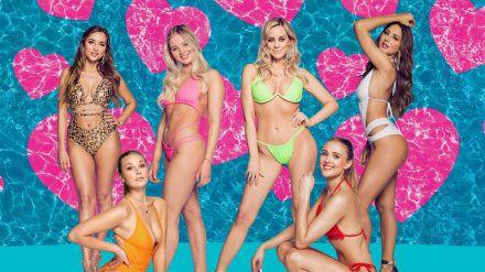 """""""Love Island"""" startet am 8. März und diese sechs Islanderinnen sind dabei. (ili/spot)"""