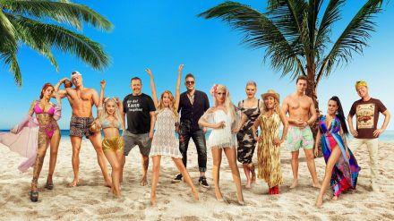 """Zwölf TV-Stars treten bei """"Promis unter Palmen"""" zum Wettstreit an. (cos/spot)"""