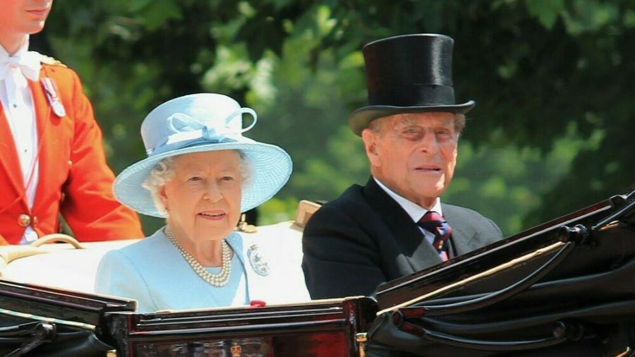 Queen Elizabeth II. darf Prinz Philip nicht im Krankenhaus besuchen. (ili/spot)
